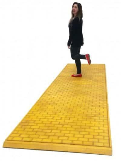 Carpet Walkways